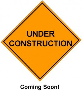 Under Construction Sign - A